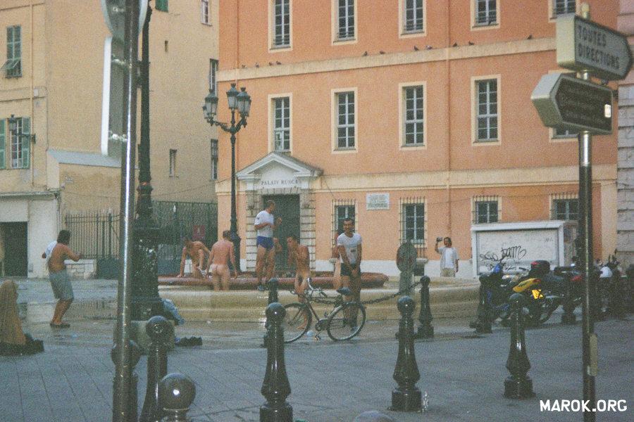 Nizza - moda estate 2001