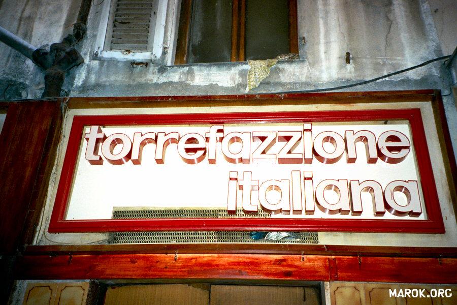 Torrefazzione italiana