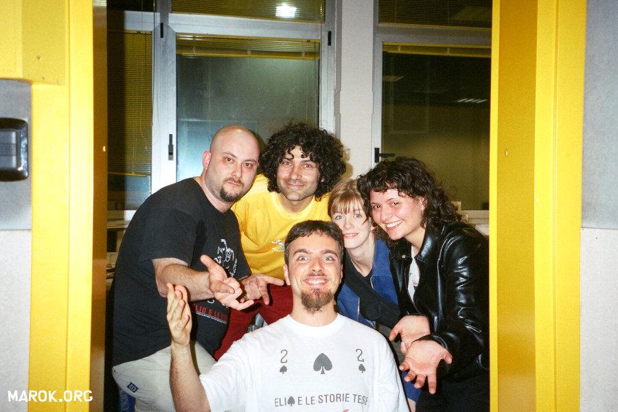 Fave Night 2002