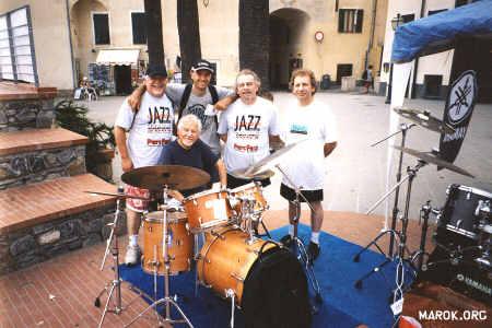 Meyer, Ceccarelli e Bandini