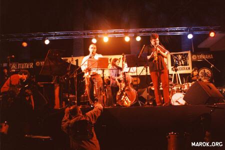 Bollani Quintet da vicino