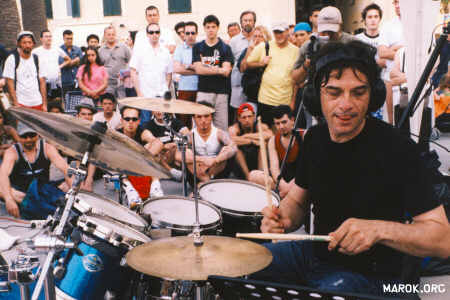 Walter Calloni rock