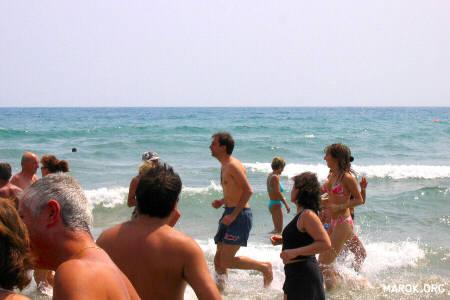 Fitness in acqua