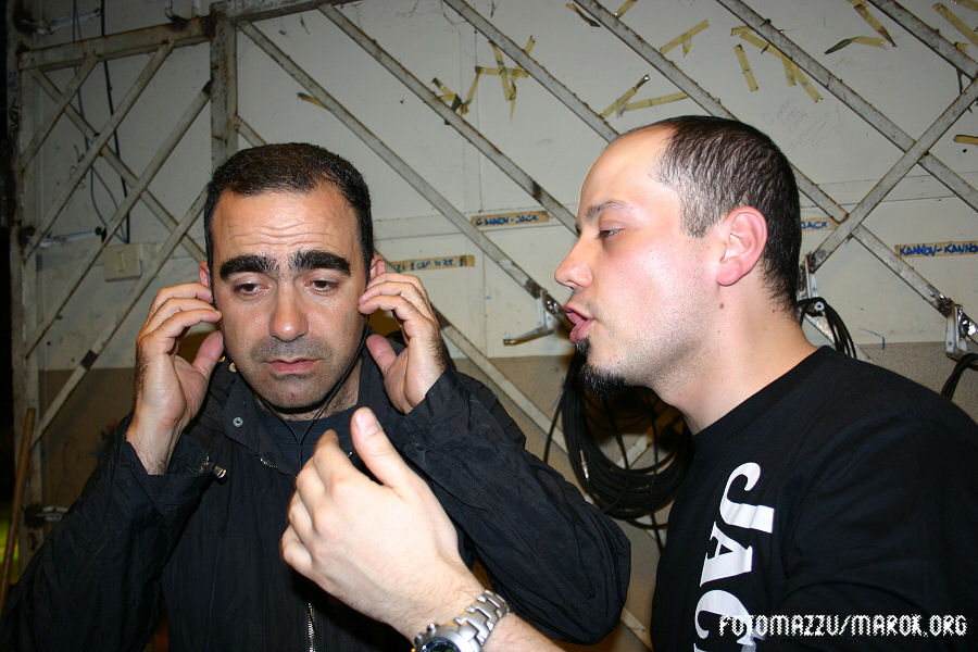 Elio ascolta Ivan Piombino