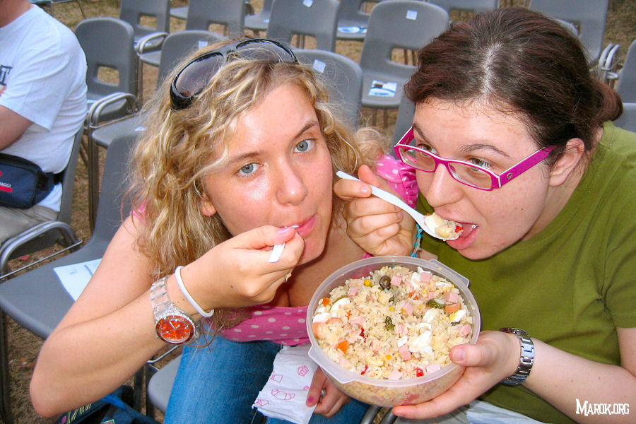 Il mondo mangia la nostra insalata