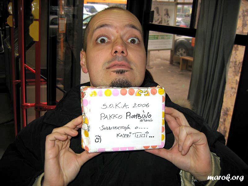 Pacco PIOMBINO