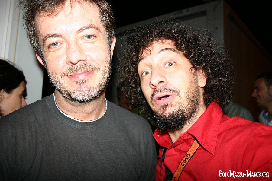 Rocco Tanica meets Mazzu