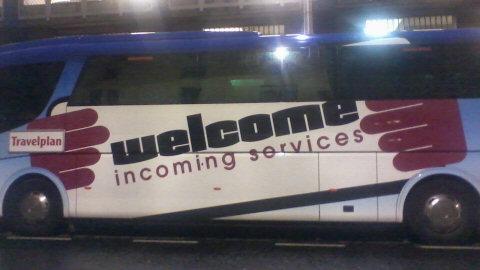 Goatse Bus